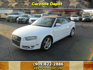 Used 2007 Audi A4 20t In Fontana California