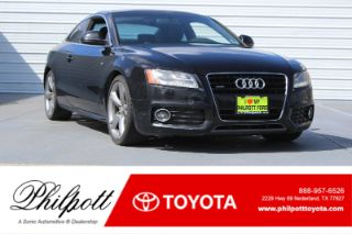 Used 2009 Audi A5 in Nederland, Texas