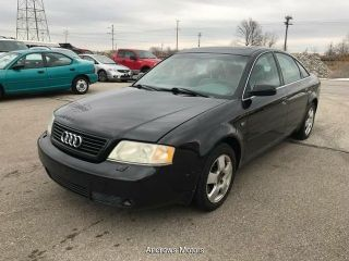 Used Audi A T In Eastlake Ohio - 2000 audi a6