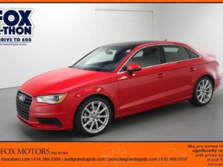 Used 2015 Audi A3 2.0T in Grand Rapids, Michigan
