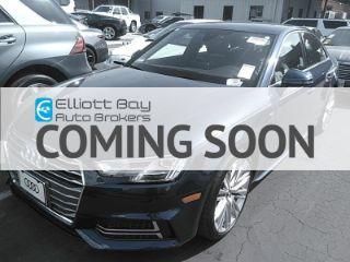 Audi A4 2.0T 2018