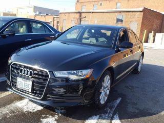 2014 Audi A6 Premium