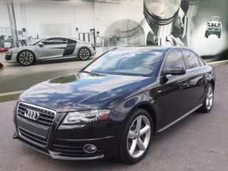 Used 2012 Audi A4 2.0T in Orland Park, Illinois