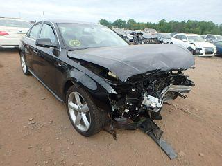 Audi A4 2.0T 2012
