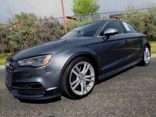 Used 2015 Audi S3 Premium Plus in Albuquerque, New Mexico