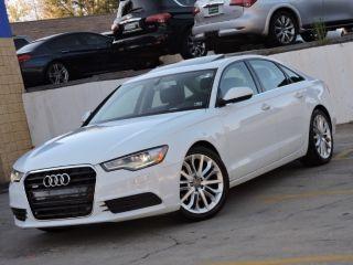Audi A6 2.0T 2013
