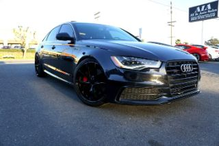 2012 Audi A6 Prestige