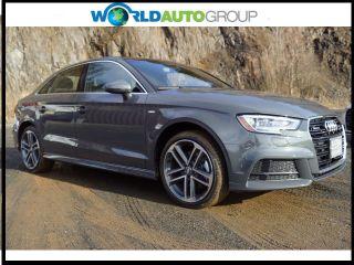 Audi A3 2.0T 2018