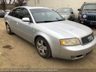 Audi A6 3.0 2003