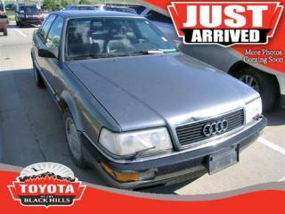 Used 1990 Audi Quattro in Rapid City, South Dakota