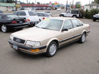 Used 1990 Audi Quattro in Medford, Massachusetts