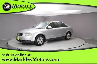 Used 2002 Audi A4 1.8T in Fort Collins, Colorado