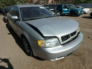 Audi A6 2.7T 2003
