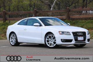 Audi A5 Premium Plus 2012
