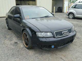 Audi A4 3.0 2002