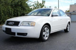 Used 2003 Audi A6 3.0 in New Castle, Delaware