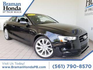 Used Audi A Premium Plus In Greenacres Florida - Braman audi