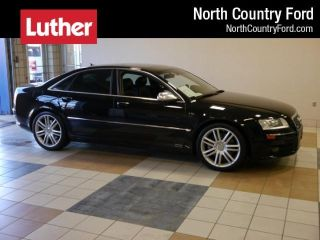 Used Audi S In Coon Rapids Minnesota - 2007 audi s8