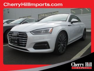 Audi Cherry Hill >> Used 2018 Audi A5 Premium Plus In Cherry Hill New Jersey