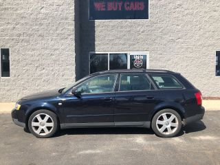 used 2003 audi a4 1 8t in walled lake michigan top cheap car