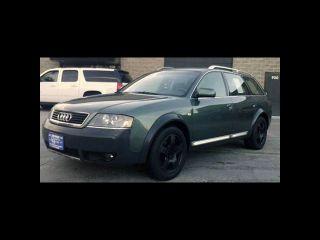 Audi Allroad 2.7T 2001
