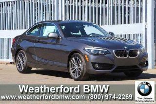 BMW 2 Series 230i 2018