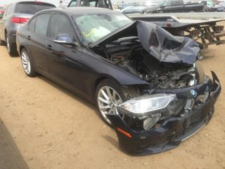 BMW 3 Series 328i 2012