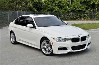 BMW 3 Series 335i 2013