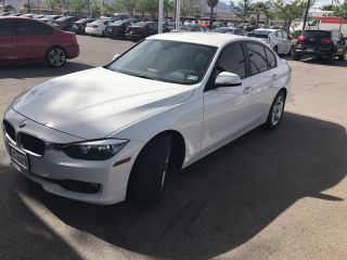 Used 2015 BMW 3 Series 320i in El Paso, Texas