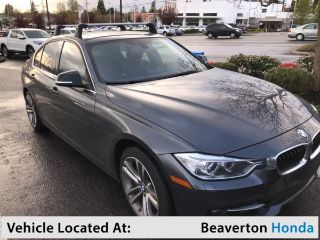 BMW 3 Series 335i xDrive 2015