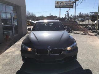 BMW 3 Series 320i xDrive 2013