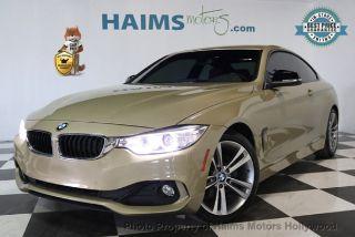 BMW 4 Series 428i 2014