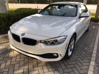 Used 2015 BMW 4 Series 428i in Naples, Florida