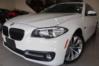 BMW 5 Series 528i 2015