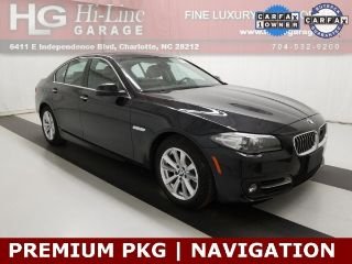 BMW 5 Series 528i xDrive 2015