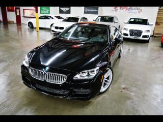 BMW 6 Series 650i 2015
