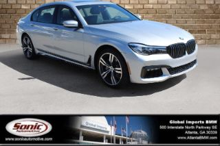 BMW 7 Series 740i 2018