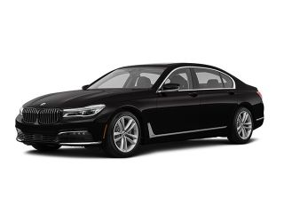 BMW 7 Series 750i 2019
