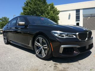 BMW 7 Series M760i xDrive 2018