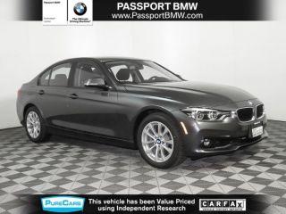 BMW 3 Series 320i 2018