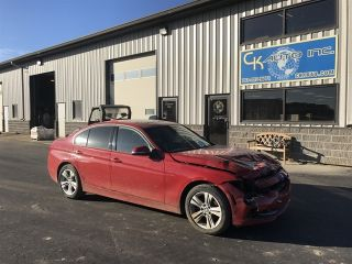 BMW 3 Series 328i xDrive 2016