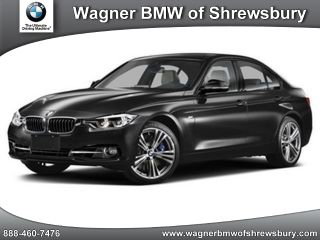 Used 2016 BMW 3 Series 328i xDrive in Shrewsbury, Massachusetts