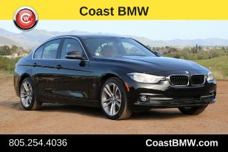 BMW 3 Series 328d 2018