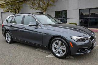BMW 3 Series 328d xDrive 2017