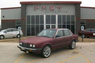 BMW 3 Series 325e 1986