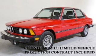Used 1982 BMW 3 Series 320i in Orange, California