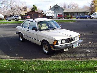 Used 1982 BMW 3 Series 320i in Orange, California