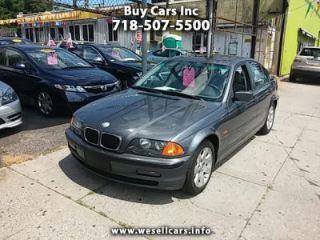 Used 2001 BMW 3 Series 325i in Elmhurst, New York