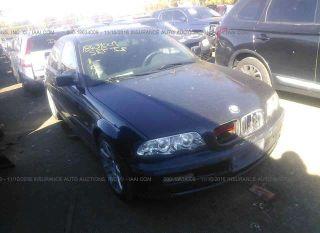 BMW 3 Series 325i 2001