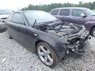 BMW 3 Series 325Ci 2004